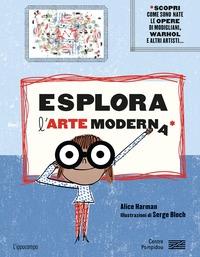 Esplora l'arte moderna