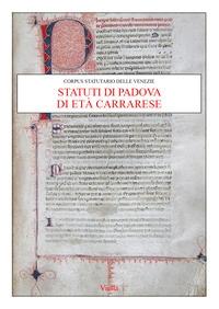 Statuti di Padova di età carrarese
