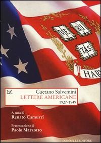 Lettere americane, 1927-1949