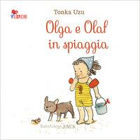 Olga e Olaf in spiaggia