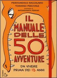 Il manuale delle 50 avventure