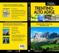 Trentino Alto Adige Destination Touring Map&Guide