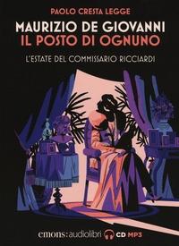 Paolo Cresta legge Il posto di ognuno