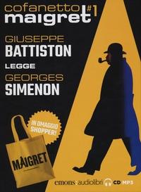 Cofanetto Maigret 1 [Audioregistrazione]