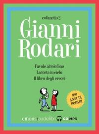 Gianni Rodari [Audioregistrazione] . Cofanetto 2