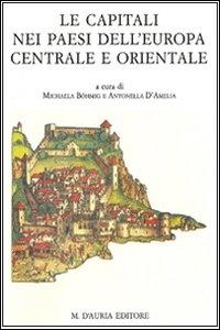 Le capitali nei paesi dell' Europa centrale e orientale