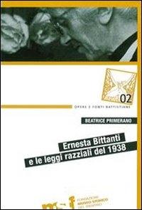 Ernesta Bittanti e le leggi razziali del 1938