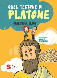 Quel testone di Platone