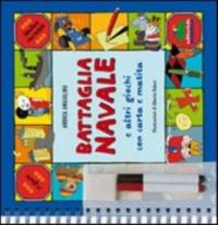 Battaglia navale e altri giochi con carta e matita