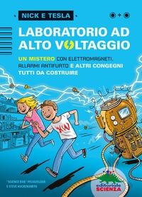 Laboratorio ad alto voltaggio