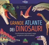 Grande atlante dei dinosauri