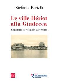 Le ville Hériot alla Giudecca