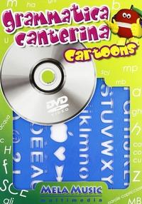 Grammatica canterina cartoons