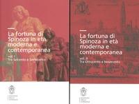 La fortuna di Spinoza in età moderna e contemporanea
