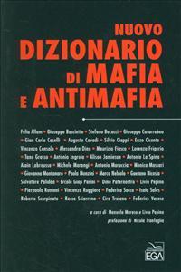 Nuovo dizionario di mafia e antimafia