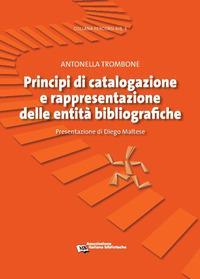 Principi di catalogazione e rappresentazione delle entità bibliografiche