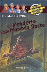 La vendetta  della  mummia   rossa