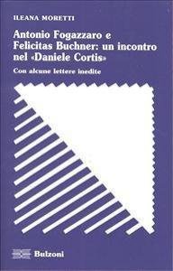 Antonio Fogazzaro e Felicitas Buchner