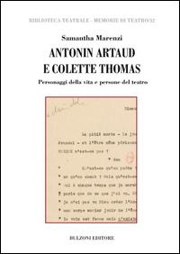 Antonin Artaud e Colette Thomas