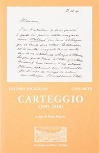Carteggio (1903-1910)