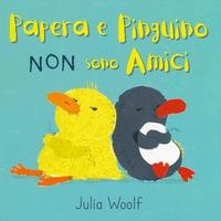 Papera e Pinguino non sono amici