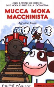 Mucca Moka macchinista