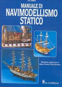 Manuale di navimodellismo statico
