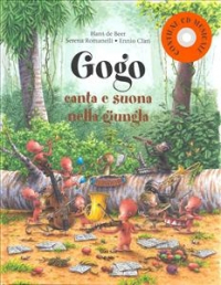 [audioregistrazione]  Gogo canta e suona nella giungla