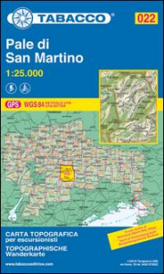 Foglio 22: Pale di San Martino