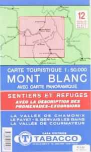 Foglio 12: Mont Blanc