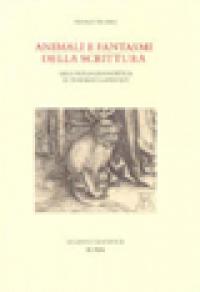 Animali e fantasmi della scrittura
