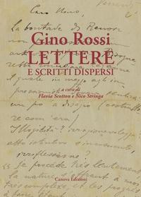 Lettere e scritti dispersi
