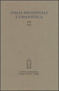 Italia medioevale e umanistica