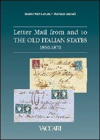 Letter mail from and to the old Italian States