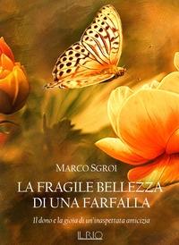 La fragile bellezza di una farfalla