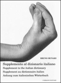 Supplemento al dizionario italiano