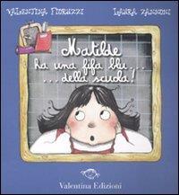 Matilde ha una fifa blu..., della scuola!