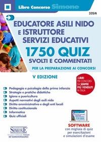 Educatore asili nido e istruttore servizi educativi
