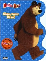 Masha e Orso. Ciao, sono Orso!