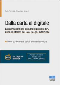 Dalla carta al digitale