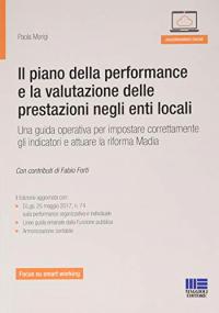 Il piano della performance e la valutazione delle prestazioni negli enti locali