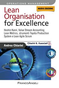 Lean organisation for excellence
