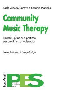 Community music therapy
