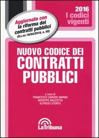 Nuovo codice dei contratti pubblici