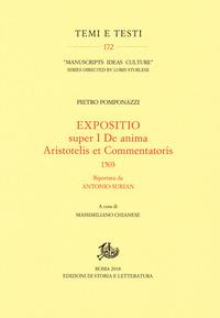 Expositio super I De anima Aristotelis et commentatoris 1503