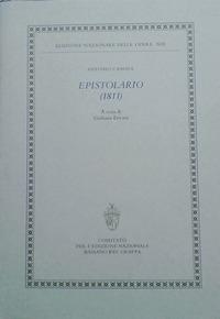 13: Epistolario (1811)