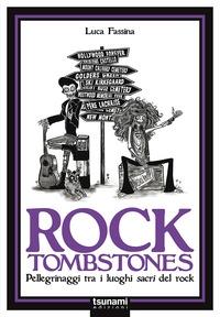 Rock tombstones