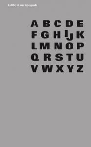L'ABC di un tipografo