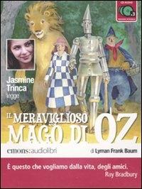 Jasmine Trinca legge Il meraviglioso mago di Oz