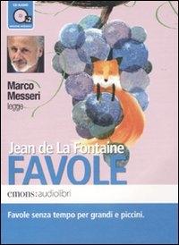 [audioregistrazione] Marco Messeri legge Jean de La Fontaine Favole